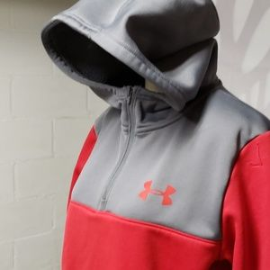 UNDER ARMOUR HOODIE FOR BOYS